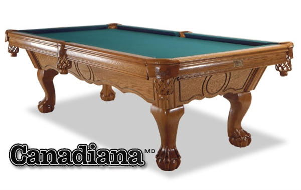 Canadiana table
