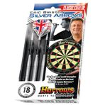 silver arrows darts