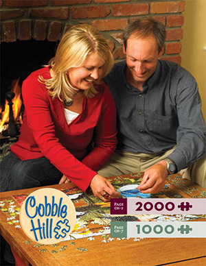 2016 Cobblehill Catalogue - 2000 & 1000 pieces