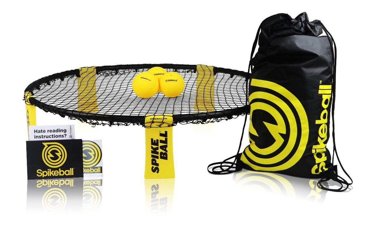 spikeball equipment