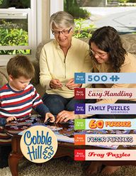2016 Cobblehill Catalogue - 500 and fewer pieces